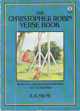 The Christopher Robin Verse Book