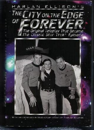 The city on the edge of forever the original teleplay by harlan the city on the edge of forever the original teleplay by harlan ellison sciox Choice Image