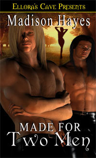 Made For Two Men by Madison Hayes