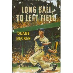 Long Ball To Left Field (Blue Sox, Book 9)