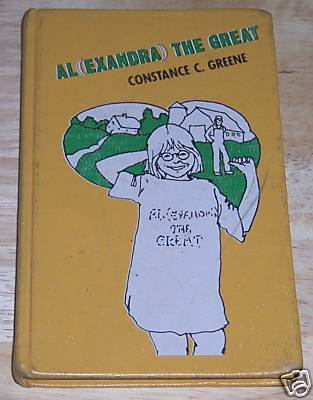 Al(exandra) the Great! by Constance C. Greene