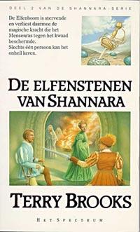 De elfenstenen van Shannara (Shannara, #2)