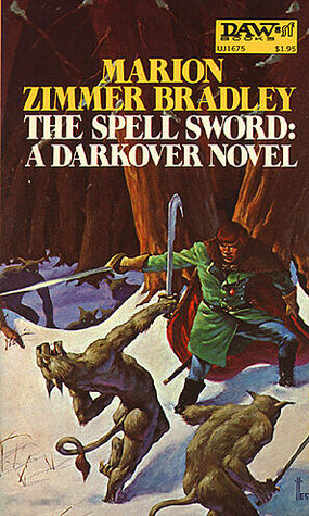 The Spell Sword by Marion Zimmer Bradley