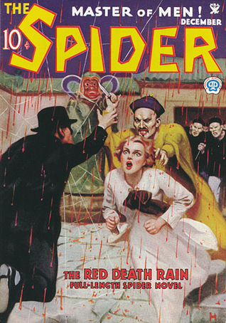 The Spider, Master of Men! #15: The Red Death Rain