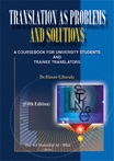 Translation As Problems And Solutions Pdf