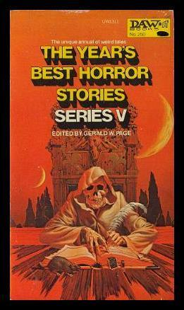 The Year's Best Horror Stories Series V