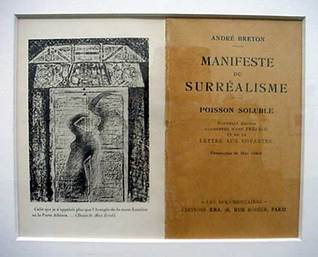 the surrealist manifesto
