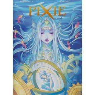 Tidia (Pixie, #3)