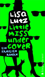 Little Miss Undercover (The Spellmans, #1)