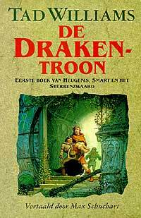De drakentroon(Memory, Sorrow, and Thorn 1)