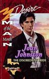 The Disobedient Bride (Hawk's Way #8)