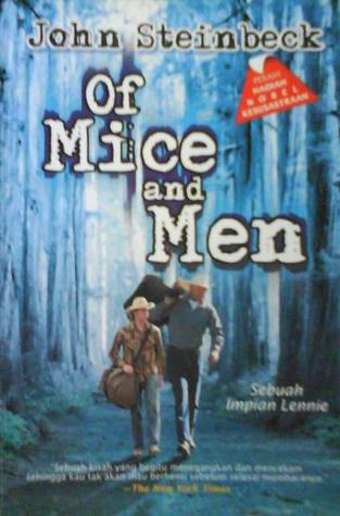 lennies guilt in of mice and men by john steinbeck What more can i possibly add to a discussion of john steinbeck's of mice and men without drawing a of mice and men is the story of two men, george and lennie.