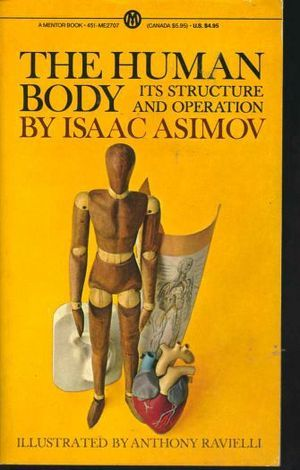 The Human Body by Isaac Asimov