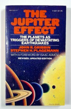 The Jupiter Effect by John Gribbin
