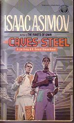 The Caves of Steel (Robot, #1)