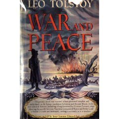 War and Peace: the Inner Sanctum Edition