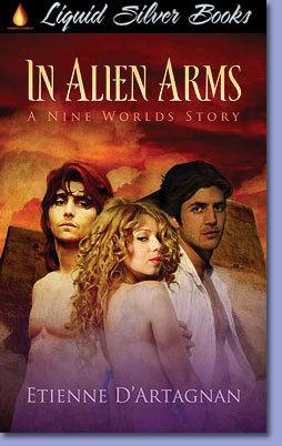 In Alien Arms by Etienne D'Artagnan