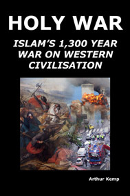 Ebook Holy War: Islam's 1,300 Year War on Western Civilization by Arthur Kemp read!