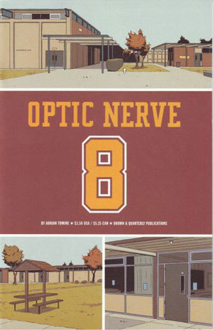 Optic Nerve #8 by Adrian Tomine