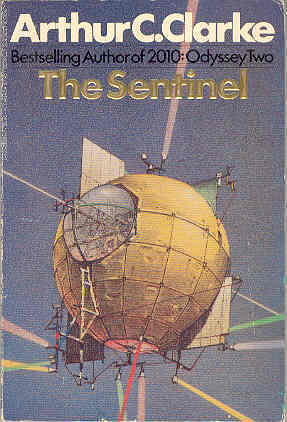 Sentinel/the Tr by Arthur C. Clarke