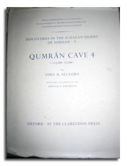 Qumran Cave 4-I, 4Q158-186