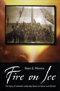 Fire on Ice by Fred E. Woods