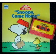 Snoopy, Come Home (Snoopy and Friends)