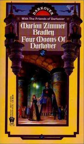 Four Moons of Darkover by Marion Zimmer Bradley