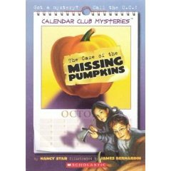 The Case of the Missing Pumpkins by Nancy Star