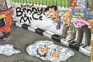 Kartun Benny & Mice by Benny Rachmadi