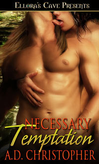 Necessary Temptation by A.D. Christopher