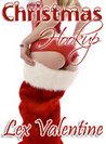 Christmas Hookup by Lex Valentine