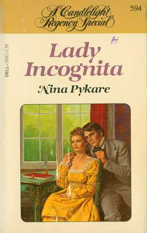 Lady Incognita (Candlelight Regency #594)