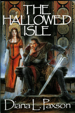 The Hallowed Isle by Diana L. Paxson
