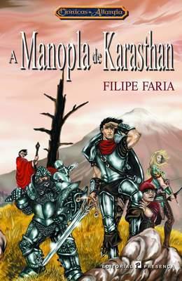 A Manopla de Karasthan by Filipe Faria