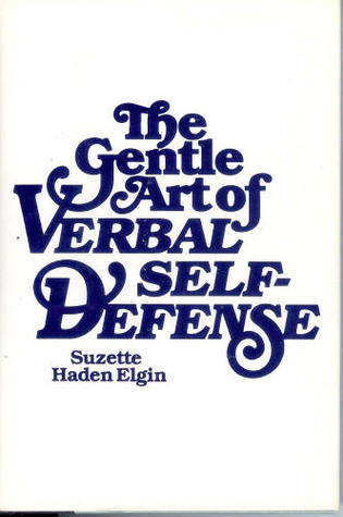 The Gentle Art Of Verbal Self-defense Pdf
