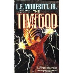 The Timegod by L.E. Modesitt Jr.