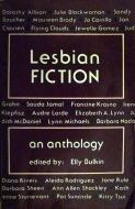 Lesbian Fiction: An Anthology