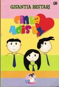 Cinta Adisty by Gisantia Bestari