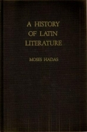 A History of Latin Literature