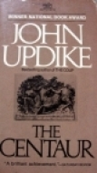 greek loanwords and john updike The paperback of the the centaur by john updike brilliantly conflating the author's remembered past with tales from greek mythology, john updike translates.