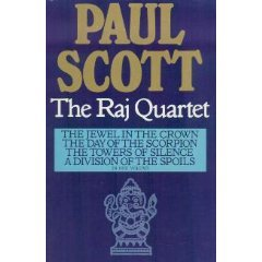 The Raj Quartet by Paul Scott