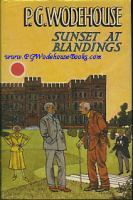 Sunset At Blandings by P.G. Wodehouse