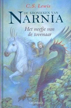 Het neefje van de tovenaar (The Chronicles of Narnia #1)