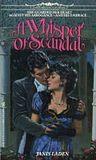 A Whisper of Scandal (A Regency Trilogy, #1)