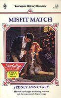 Misfit Match by Sydney Ann Clary