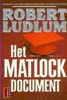Het Matlock document by Robert Ludlum