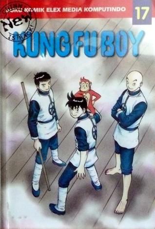 New Kung Fu Boy by Takeshi Maekawa