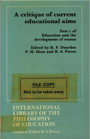 philosophy and aims of education