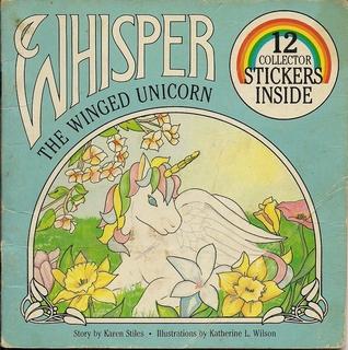 Whisper the Winged Unicorn